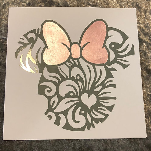 Hand made personalised cards
