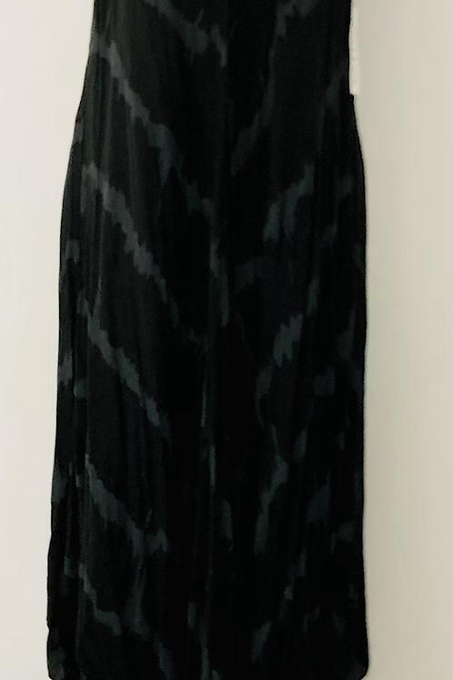 Bohemian dress Black