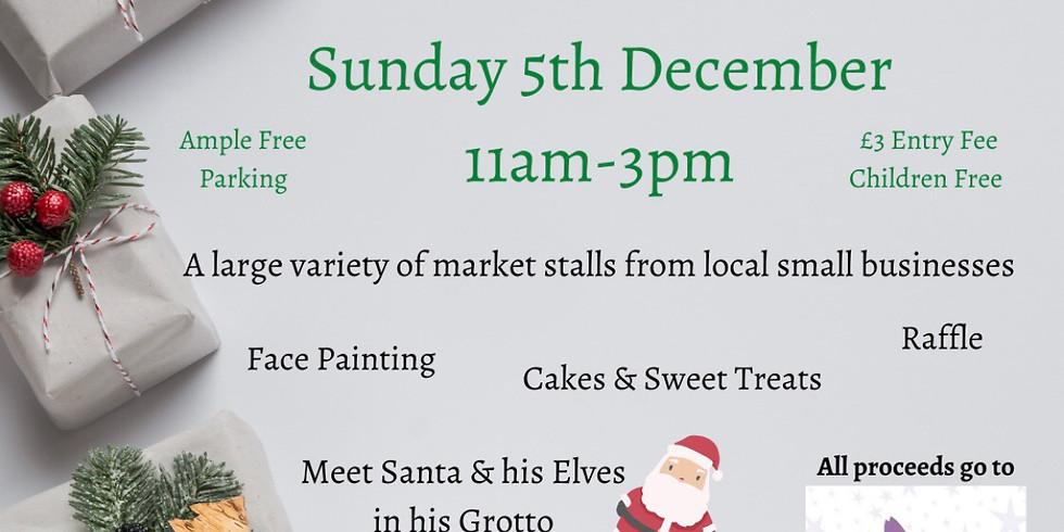 Colchester Utd fc Christmas fair