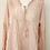 Thumbnail: Ditsy blouse dusty pink