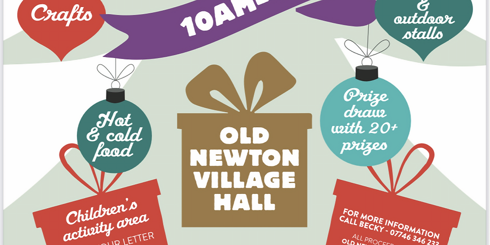 Old Newton Christmas fair