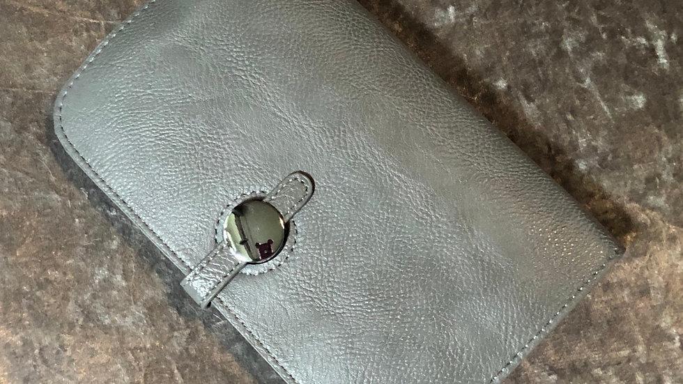 Wallet grey
