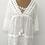 Thumbnail: White linen blouse