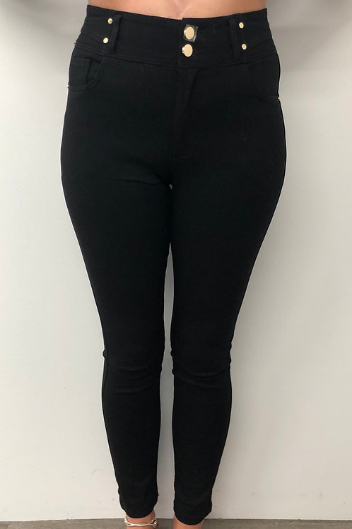 Miracle jeans black