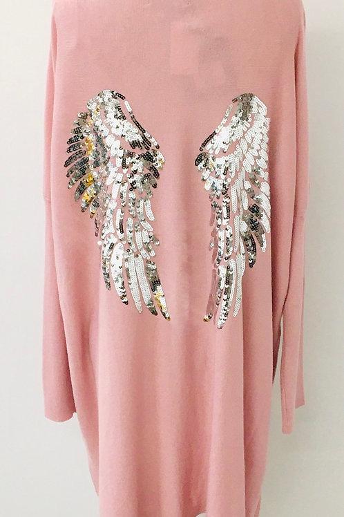 Angel wing tunic
