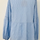 Thumbnail: Ditsy flower blouse sky Blue