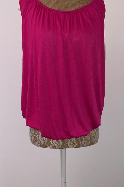 Bubble vest pink