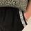 Thumbnail: Black Sparkle trim shorts