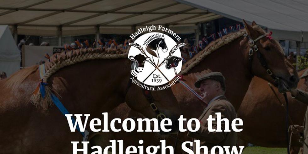 Hadleigh show