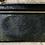 Thumbnail: Leather wrist purse in black