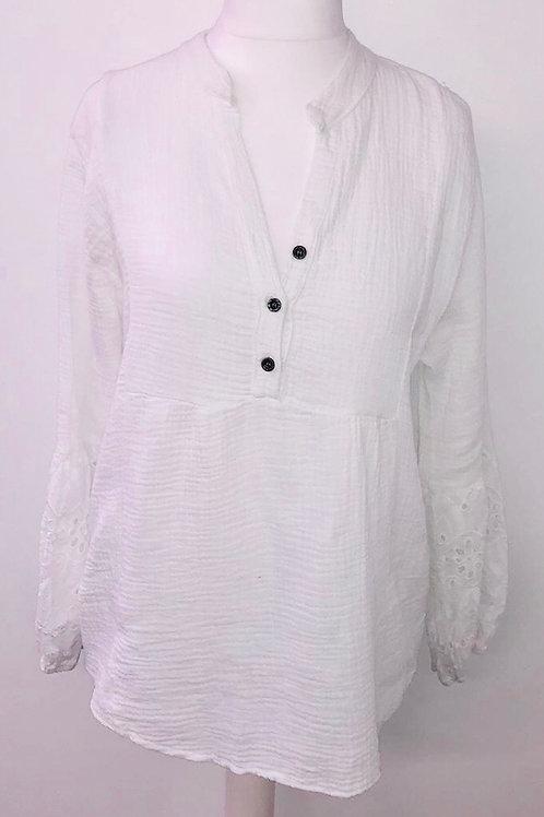 Grace blouse in White