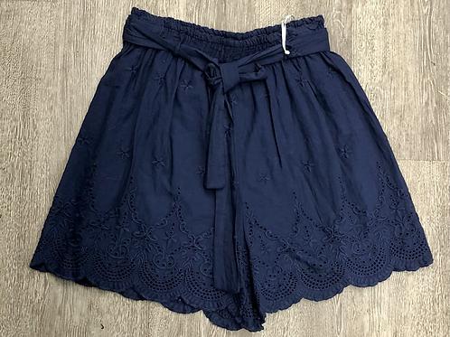 Emily shorts Navy