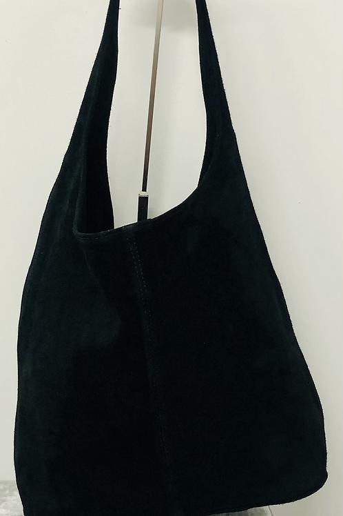 Boho bag in black