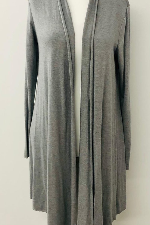 Star cardigan grey