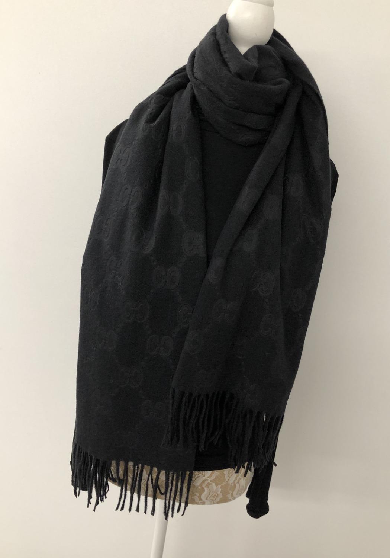 Black designer Inspired scarf