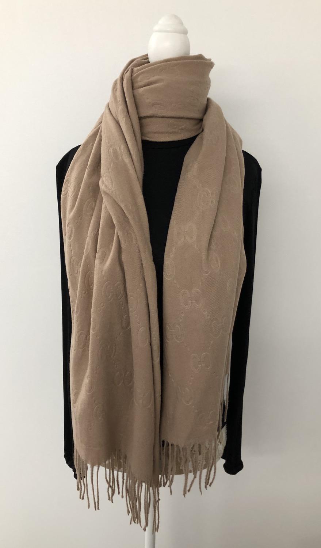 Camel designer Inspired scarf