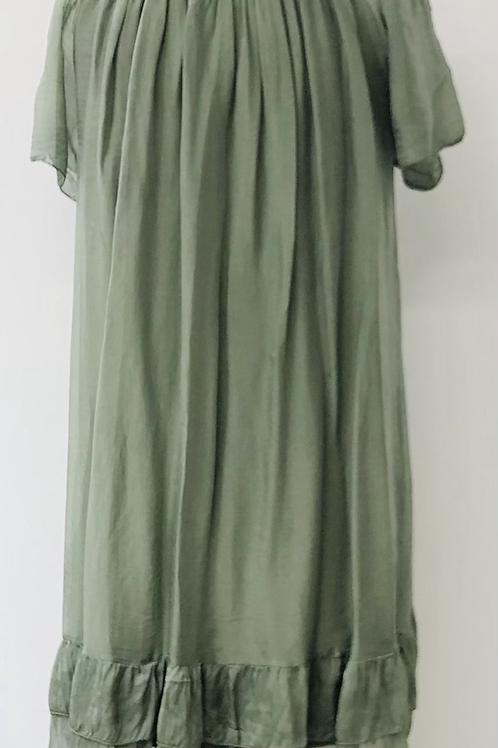 Larnie dress green