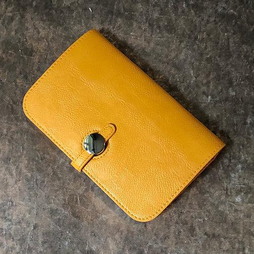 Wallet mustard