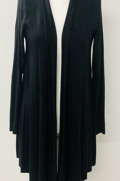 Star cardigan black