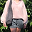 Thumbnail: Isla blouse dusty Rose