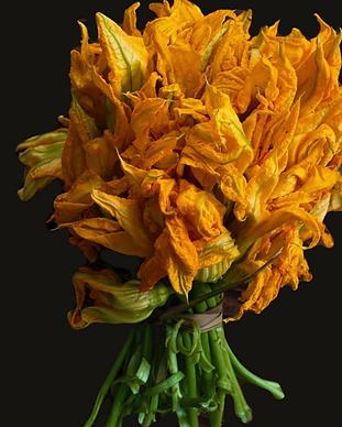 Flor de Calabaza orgánica. Tortillas Artesanales Mexicanas