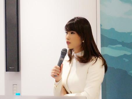 弊社代表の猪熊が、岡村製作所 労働組合のWoman Forum 2017 で女性活躍推進をテーマに講師をさせて頂きました!