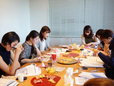 OMOYA 女性プロデューサー新年会&企画・マーケティング勉強会を実施しました!