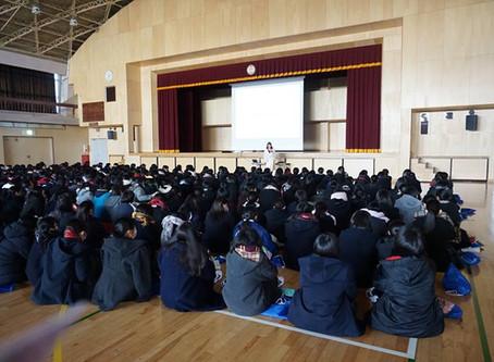 弊社代表の猪熊が群馬県立太田女子高校と、太田市、桐生市、みどり市、伊勢崎市の4つの市の市役所職員の労働組合にて講演させて頂きました。