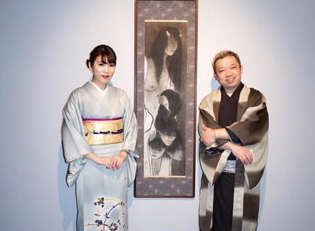 """アートの視点から""""女性""""を語る 〜1/28 ギャラリートーク〜"""