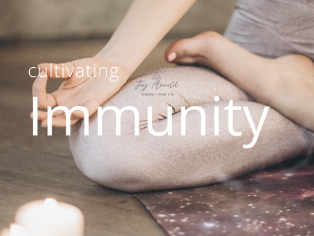 Cultivating Immunity