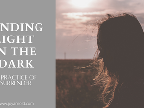 The Healing Affects Of Embracing Your Darkness
