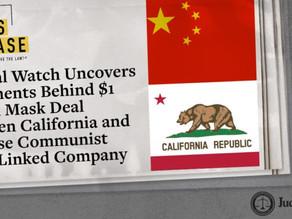 $1 Billion Mask Deal Between California and China