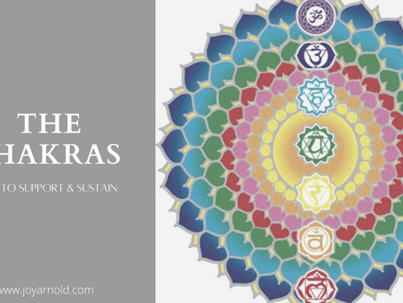 Supporting Your Chakras
