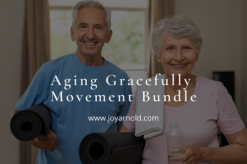 Aging Gracefully Video Bundle