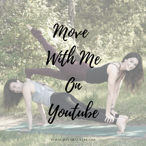 Move With Me On Youtube