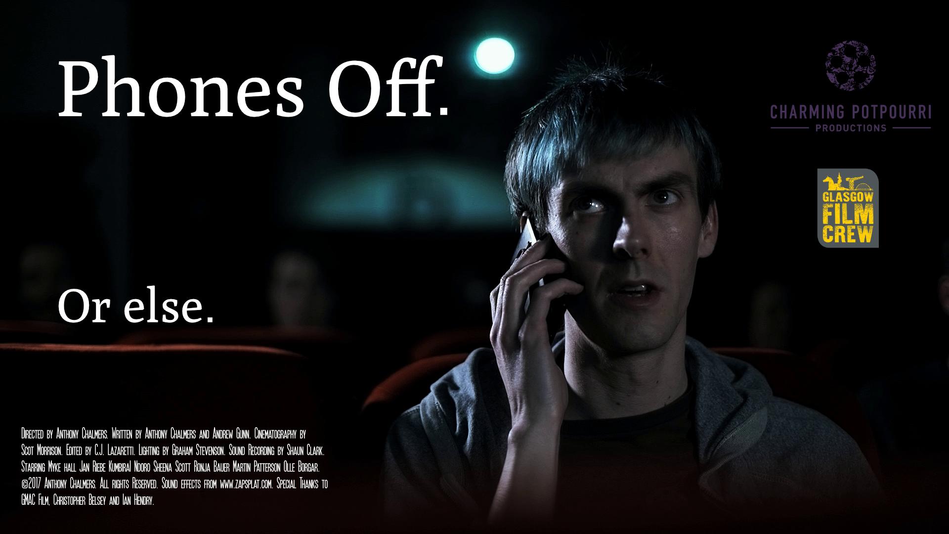 Phones Off | Micro-Short Film