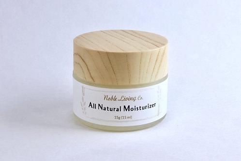 All Natural Moisturizer