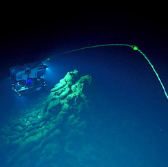 """Deep-sea Exploration Of Underwater Volcanic Eruption Reveals """"Some Of The Newest Seafloor On Earth"""""""