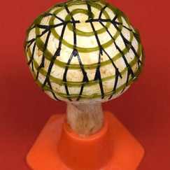 Scientists Successfully Engineer A Bionic Mushroom Capable Of Generating Electricity