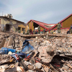 Mexico's Huge 2017 Earthquake Split A Tectonic Plate In Two, Baffling Geologists