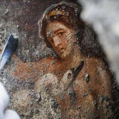 Ancient Bedroom Erotica Unearthed In Pompeii