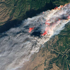 Videos Show Devastation As Wildfires Tear Through California, Forcing More Than 150,000 To Evacuate