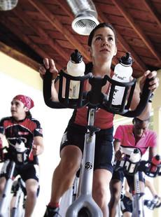 Redna Spinning® vadba zagotavlja učinovito kurjenje kalorij in oblikovanje telesa.