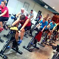 SPINNING VADBA - Profesionalno Spinnining kolo | SPINNING BICIKLI | RSPORT LJUBLJANA