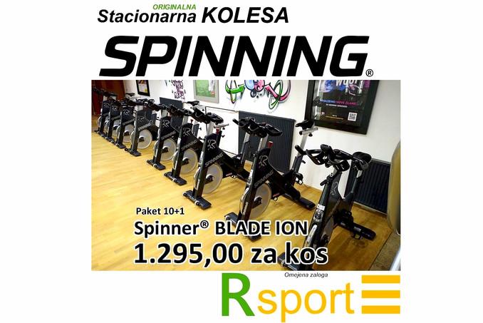 Spinner® kolesa BLADE ION -- 10+1, 1295,00 za kos