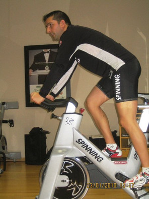 Individualna vadba na Spinner® kolesu