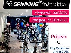Spinning® usposabljanje za Spinning® inštruktorja! | Navdušite vadeče z varnimi, učinkovitimi in energičnimi treningi. Pritegnite jih z znanjem, motivacijo in neustavljivo energijo. Vodite jih k doseganju ciljev in postavljanju novih!