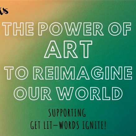 TRC x Get Lit: The Power of Art to Reimagine our World