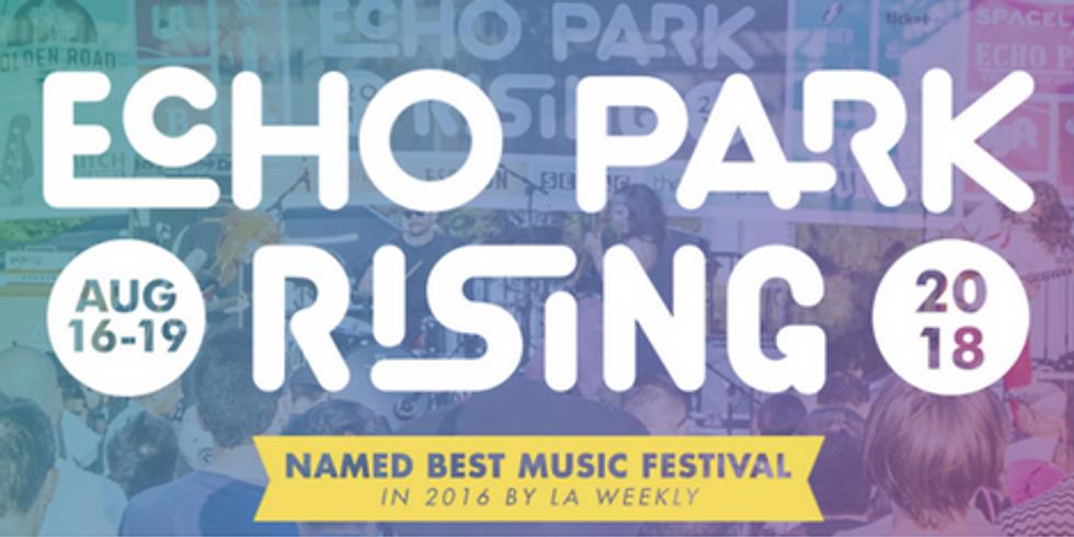 Echo Park Rising w/ 826LA