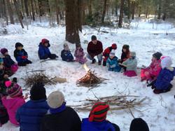 Fireside Story Telling